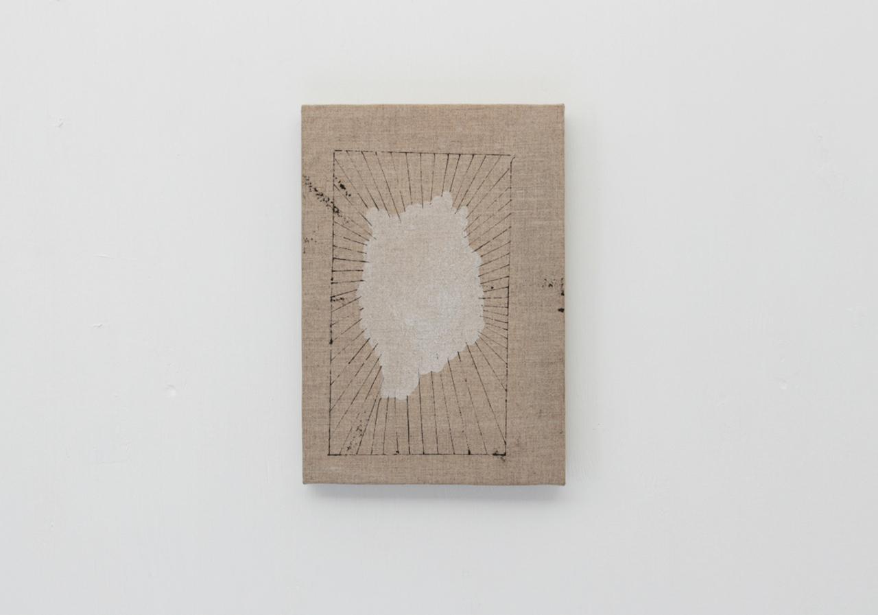 'A landscape' Litter bin, pump, hosepipe, water, bell, drawings Dimensions variable 2013
