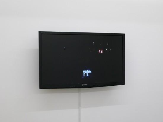 'Blitzen' Single-channel video (10:57 loop) 2010